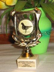 Champion w Rasie Karier, Warszawa 2003
