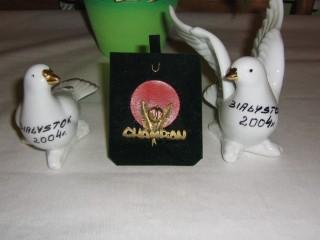Zwycięzca Rasy 96 punktów Karier, Białystok 2004