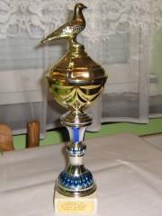 III miejsce 284,0 pkt. w rasie - Karier, Warszawa 2008