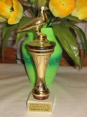 Zwycięzca w Rasie, Koszalin 2004